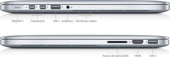 "Apple MacBook Pro RETINA 13,3"" 2,5 GHz i5 8 gb de ram 128 GB SSD - 2"