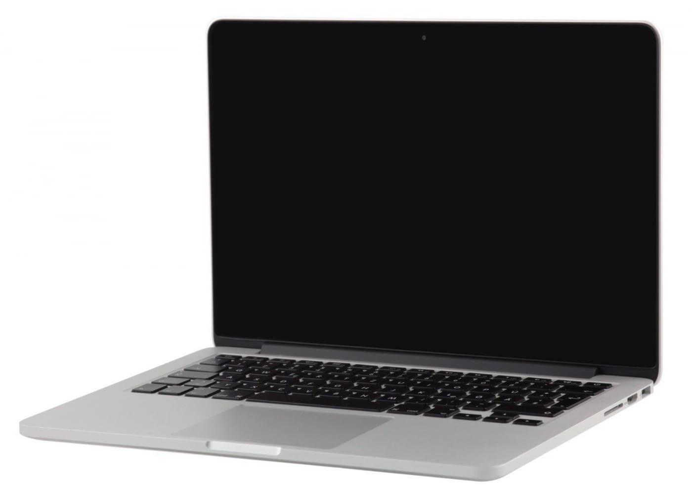 "Apple MacBook Pro RETINA 13"" 2,6GHz i5 8GB ram 512GB SSD -"
