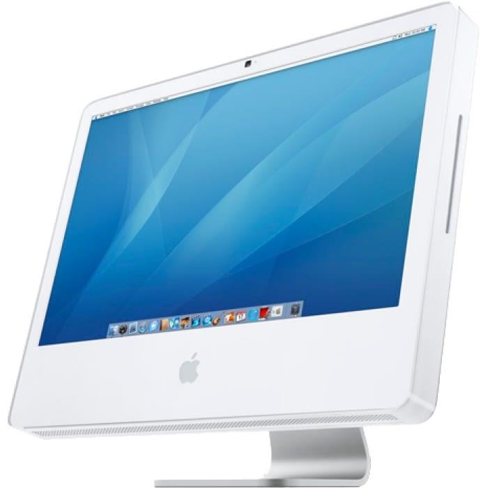"iMac de 20"" o 24"" Blanco DDR2 -"