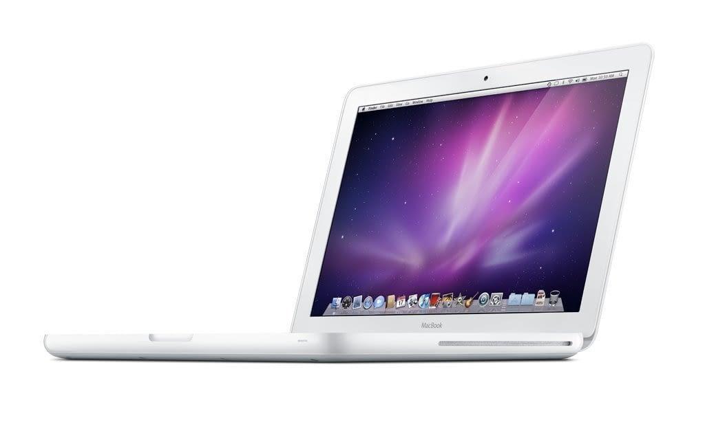 MacBook desde finales del 2007 hasta mediados del 2009 -