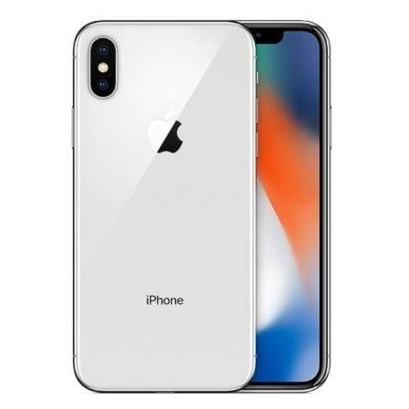 APPLE IPHONE X 64GB PLATA -