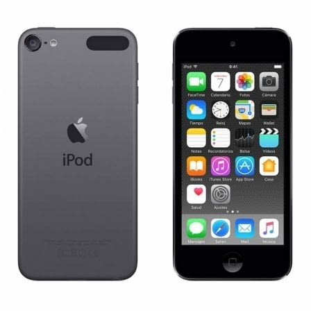 IPOD TOUCH 128GB GRIS ESPACIAL - MKWU2PY/A -