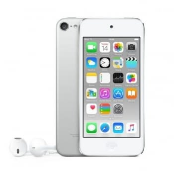 IPOD TOUCH 32GB - PLATA MKHX2PY/A