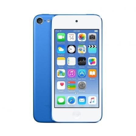 IPOD TOUCH 128GB AZUL - MKWP2PY/A -
