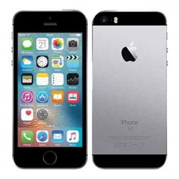 iPhone SE 64GB GRIS ESPACIAL