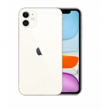 APPLE IPHONE 11 64GB WHITE - MWLU2QL/A