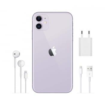 APPLE IPHONE 11 128GB PURPLE - MWM52QL/A - 4