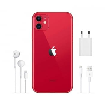 APPLE IPHONE 11 64GB (PRODUCT)RED™ - MWLV2QL/A - 3