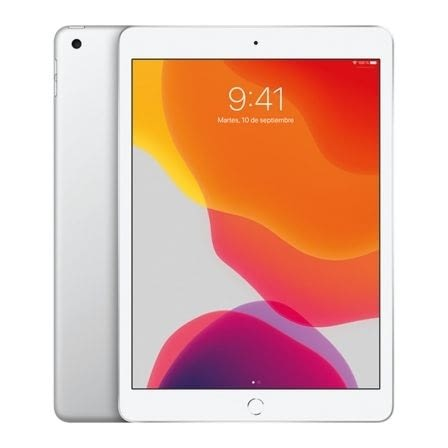 "Apple iPad 2019 10.2"" 32GB WIFI Plata -"