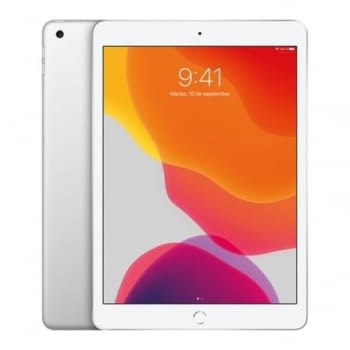 "Apple iPad 2019 10.2"" 128GB WIFI Plata"