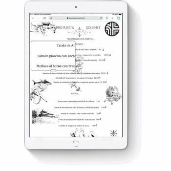 "Apple iPad 2019 10.2"" 32GB WIFI + Cellular 4G Plata - 3"
