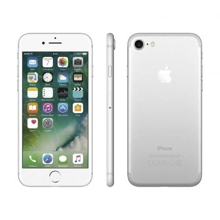 APPLE IPHONE 7 128GB PLATA - MN932QL/A -