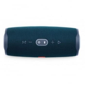 ALTAVOZ BLUETOOTH JBL CHARGE 4 BLUE - 30W - IPX7 RESIST. AL AGUA - BAT. 7500MAH FUNCIÓN POWERBANK - FUNC. MANOS LIBRES - 2