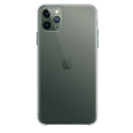 FUNDA APPLE IPHONE 11 PRO MAX - TRANSPARENTE - -