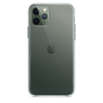 FUNDA APPLE IPHONE 11 PRO SILICONE CASE - TRANSPARENTE - 1