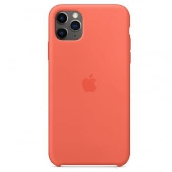FUNDA APPLE IPHONE 11 PRO MAX SILICONE CASE - CLEMENTINA - 1