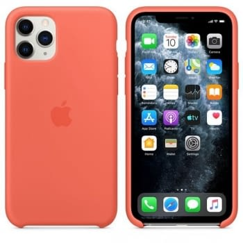 FUNDA APPLE IPHONE 11 PRO MAX SILICONE CASE - CLEMENTINA - 2