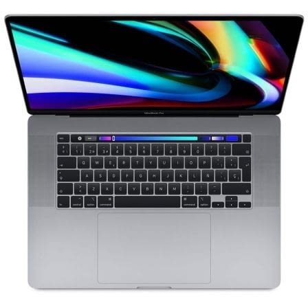 "APPLE MACBOOK PRO 16"" 6CORE I7 2.6GHZ/16GB/512GB GRIS ESPACIAL -"