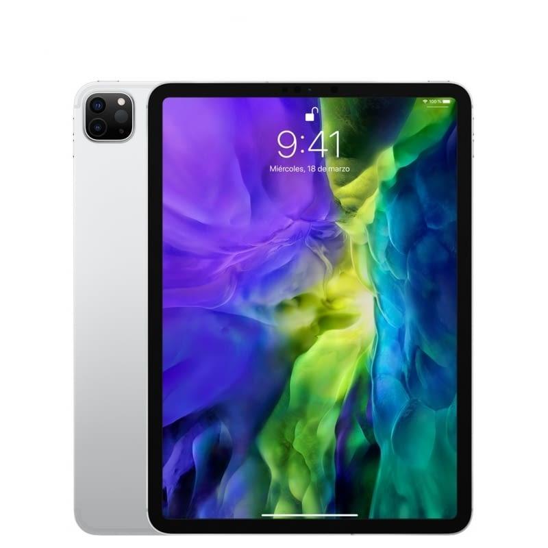 IPAD PRO 12.9 2020 WIFI 128GB - PLATA -