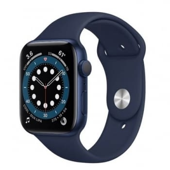 APPLE WATCH S6 40MM GPS CAJA ALUMINIO AZUL CON CORREA AZUL MARINO INTENSO