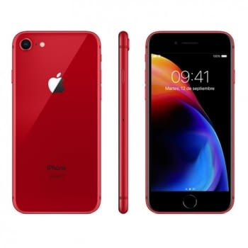 APPLE IPHONE 8 256GB RED - 2