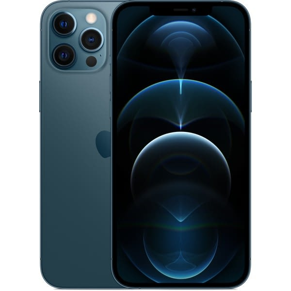 "Apple iPhone 12 Pro Max 128GB/ 6.7""/ 5G/ Azul Pacifico -"