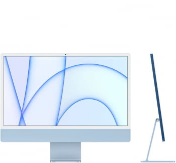 "Apple iMac 24"" Retina 4.5K/ Chip M1 CPU 8 Núcleos/ 8GB/ 256GB/ GPU 7 Núcleos - 2"