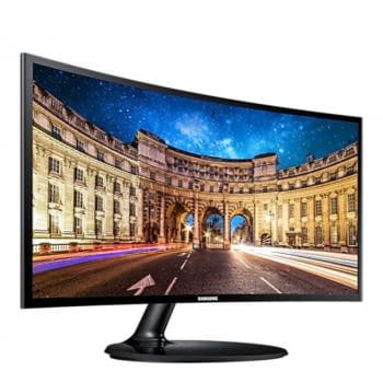 """Monitor Curvo Samsung C24F390FHR 23.5""""/ Full HD/ Negro - 4"""