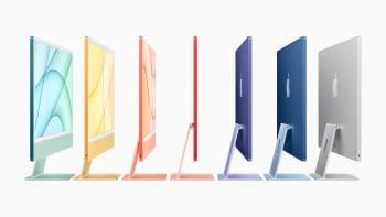 "Apple iMac 24"" Retina 4.5K/ Chip M1 CPU 8 Núcleos/ 8GB/ 256GB/ GPU 8 Núcleos"