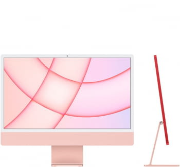 "Apple iMac 24"" Retina 4.5K/ Chip M1 CPU 8 Núcleos/ 8GB/ 256GB/ GPU 8 Núcleos - 4"