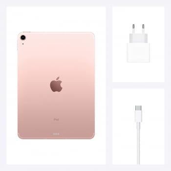 IPAD AIR 2020 10.9 WIFI+Cellular 256GB Oro Rosa - 4