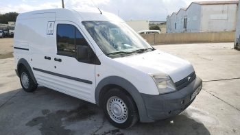 FORD TRANSIT CONNECT FURGON ISOTERMO REFORZADO