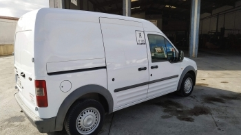 Ford Transit Connect Furgon Isotermo Reforzado - 1
