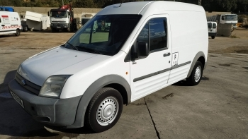 Ford Transit Connect Furgon Isotermo Reforzado - 3