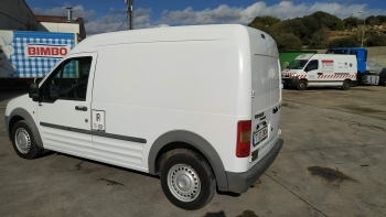 Ford Transit Connect Furgon Isotermo Reforzado - 4