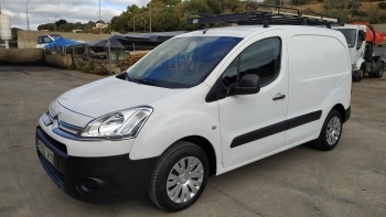 Citroen Berlingo 1.6 HDI 2 Plazas