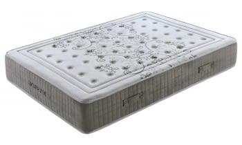 COLCHON VISCOCARBONO MUELLE ENSACADO -MODELO BOX-