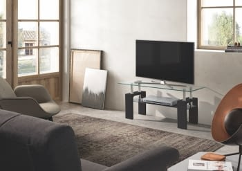 MUEBLE BAJO TV DE 110CM --MODELO MICH-- - 3