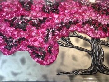 """Cuadro """"El árbol de la vida"""" - 3"""