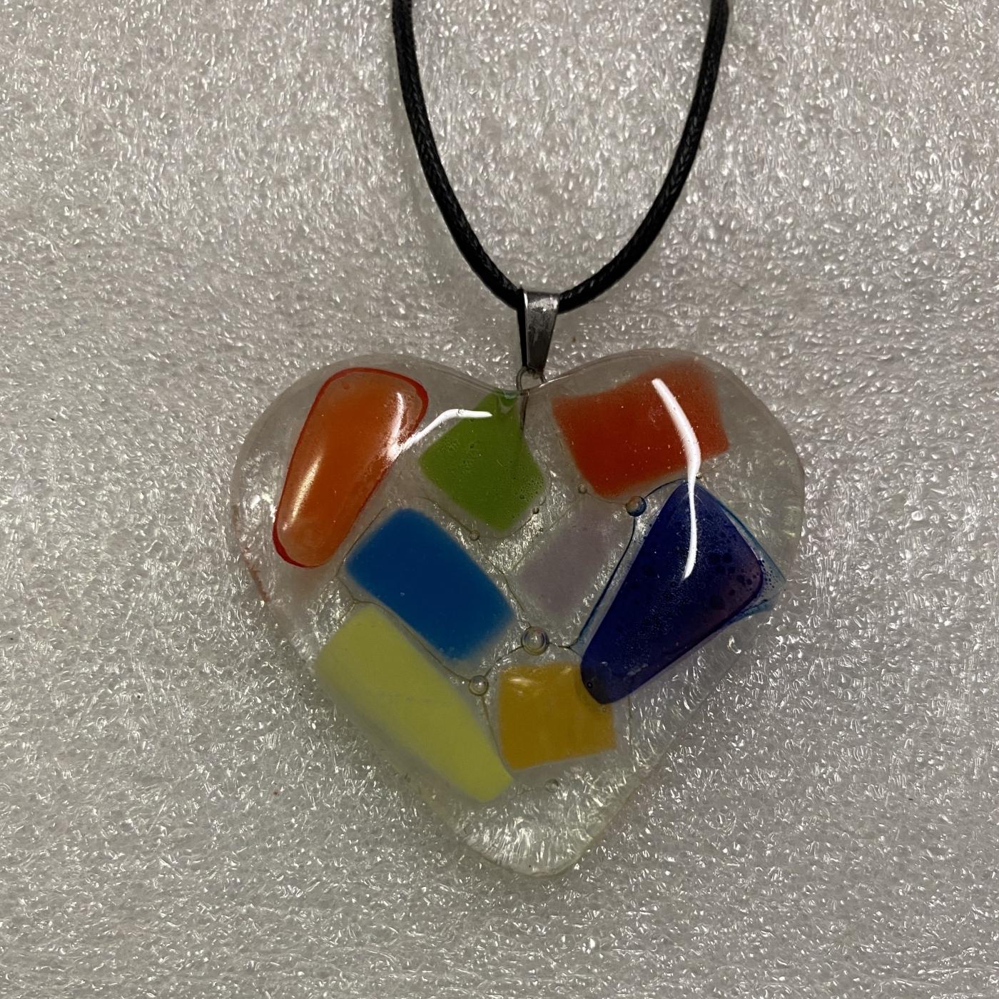 Corazón de cristal -