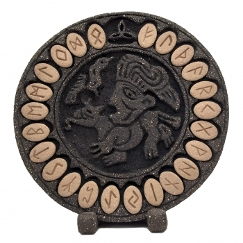 Plat Runes Vikingues