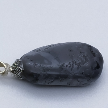 Merlinite necklace