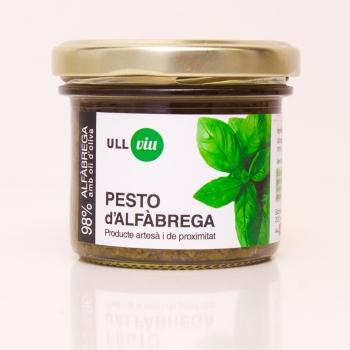 Pesto d'alfabrega 110 grams