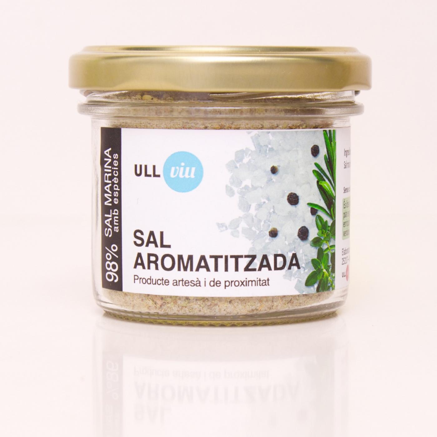 Sal aromatitzada 110 grams -