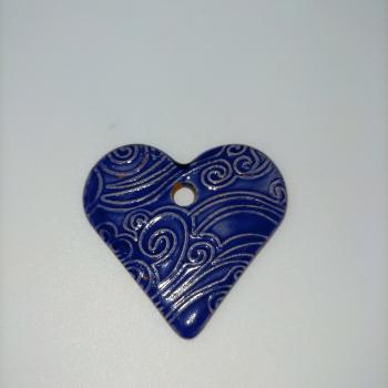 Colgante corazón - 2