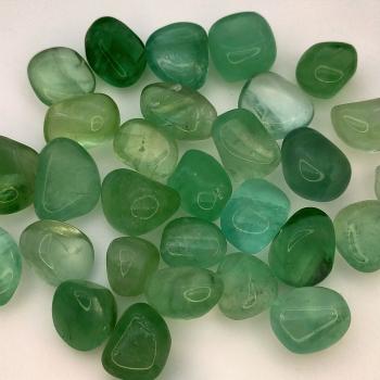 Còdol de fluorita verda - 1