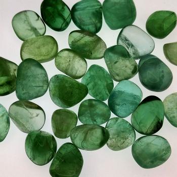 Còdol de fluorita verda - 2