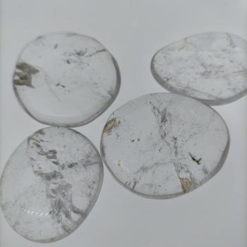 Còdols de quars transparent - 3