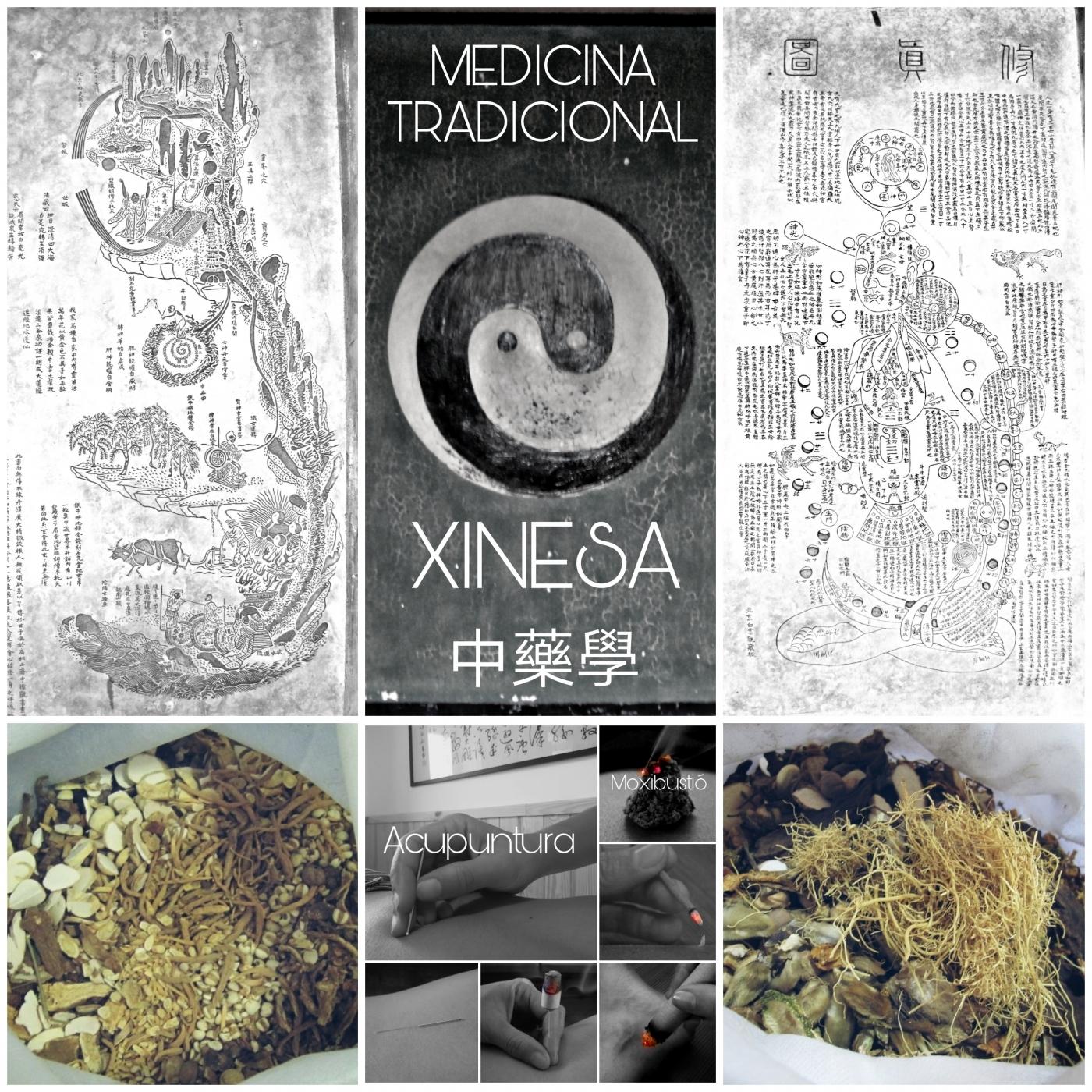 Medicina tradicional Xinesa -