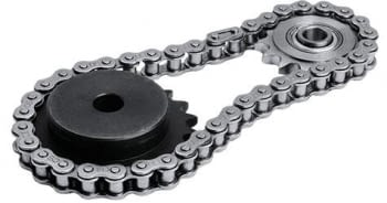 Sprocket-Chain Transmission
